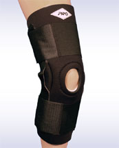 190L Long Hinge Stabilizing Knee Brace
