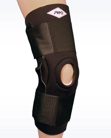 ea27718708 190L Long Hinge Stabilizing Knee Brace