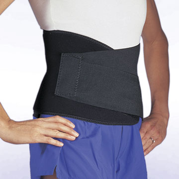 Image Is Loading Oppo 2164 Back Support Wide With Stay Neoprene